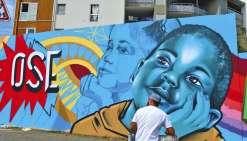 L'art à la conquête des murs et du cœur des riverains