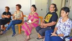 Une réunion pour sensibiliser au dépistage