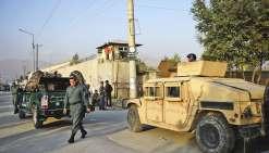 Des étudiants pris pour cible en plein Kaboul