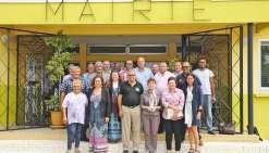 Les maires se retrouvent à Poya