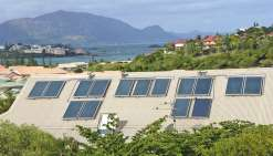 Dans les prochaines années, l'effort financier portera sur le photovoltaïque. À partir  de 2020, ce sont les projets hydroélectriques qui seront privilégiés.
