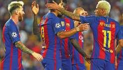 Messi et le Barça régalent déjà