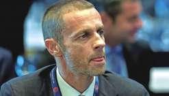 Aleksander Ceferin succède à Michel Platini à l'UEFA