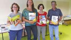Les manuels scolaires dévoilés au salon inter-éditeurs