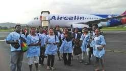 Des lycéens en stage dans les entreprises vanuataises