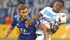Marseille et Lyon en toute stérilité