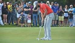 Une centaine de golfeurs pour un titre de prince de Tina