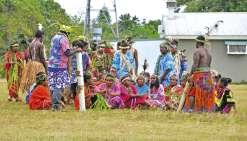 Les jeunes citoyens de Maré  redécouvrent leurs traditions