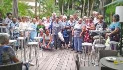 Les seniors de l'Age d'or se détendent à Nouméa