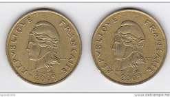 Les pièces barbues ne valent que 100 francs