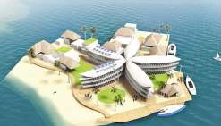 Une Silicon Valley flottante en Polynésie
