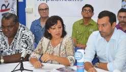 Cynthia Ligeard soutient Bruno Le Maire