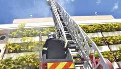 Le parking Higginson mis à l'épreuve du feu