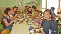Les légumineuses s'invitent dans les assiettes des élèves