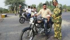 Regain de tensionsau Cachemire