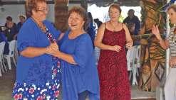 Un après-midi dansant sous la Case des communautés