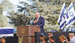 Un dernier hommageà Shimon Peres