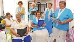 Aux petits soins  des seniors nouméens