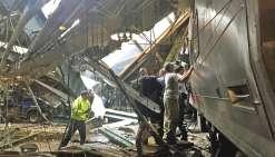 Catastrophe ferroviaire à New York