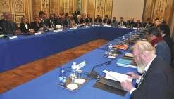 Comité des signataires prévu le 7 novembre