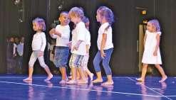Des écoliers de toute l'agglo ont dansé sur la scène du centre culturel