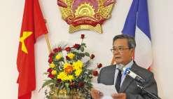 Le consulat honoraire du Vietnam en place