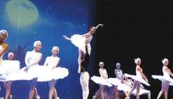 Grâce et émotion d'un ballet enchanteur
