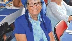Les seniors de l'Age d'or voient la vie en bleue