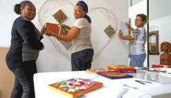 Huit points de vue féminins  s'exposent au centre culturel