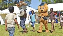 La Coulée propose un carnaval en forme de tour du monde