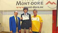 Llorente devient arbitre international