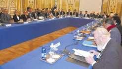 Comité des signataires : le programme se dessine