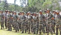 25 jeunes découvrent l'armée