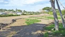 Les deux-roues aussi auront leur aire urbaine à Pouembout