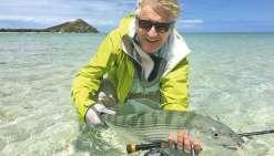 Le Caillou parmi les meilleurs spots de pêche au bonefish du monde