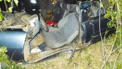Deux morts dans  des sorties de route