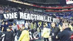 Lyon succombe à la crise