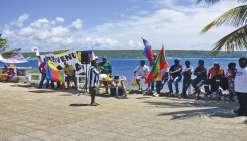 Une manifestation aussi à Lifou