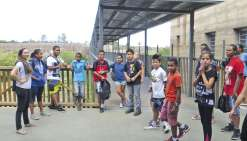 Découvrir le collège grâce  à des ateliers-cohésion entre élèves