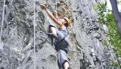 Le Festival d'escalade Roc'n roches remonte la paroi