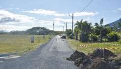Le réseau d'eau étendu à Témala