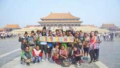 L'extraordinaire voyage de collégiens de Canala en Chine