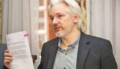 Julian Assange sera interrogé lundi