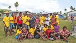 Des collégiens d'Havila sont partis grandir au Vanuatu
