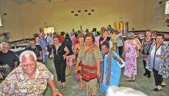 Les retraités mènent la danse à Népoui