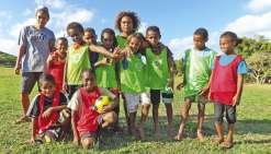 Mobilisés pour les petits  footballeurs de l'ASK