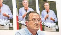 Législatives : Deladrière investi par la droite et le centre