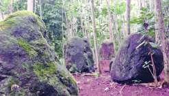 Le mystère des rochers de La Mission est percé