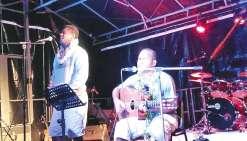 Un dernier café-concert  clôture l'année musicale