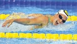 Votez pour l'exploit sportif de l'année (5/5) : Lara Grangeon abonnée aux Jeux olympiques